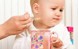 Как научить ребенка жевать и глотать