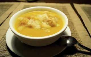 Можно ли гороховый суп при грудном вскармливании