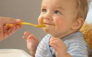 Что можно давать ребенку с 3х месяцев?