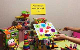 Подвижные игры и игровые упражнения для детей 2–3 лет