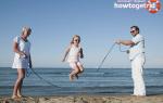 Как научить прыгать ребенка через скакалку