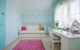 Как выбрать идеальный цвет для детской комнаты: советы и фото