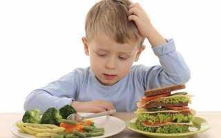 Диета при ацетоне у детей в моче: Комаровский, какие продукты можно