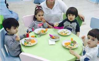 Если ребенок не ест дома нормально, как будет есть в садике?