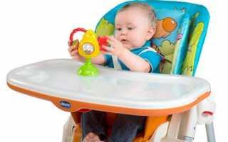 Любимые игрушки от 6 месяцев до 1 года