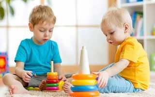 Мир познания с игрушкой