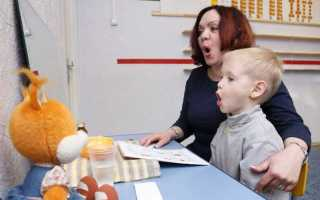 Простые упражнения для развития речи детей 2-3х лет