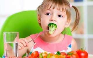 Чем накормить ребенка после рвоты и отравления комаровский