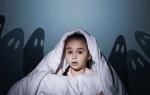 Программа коррекции страхов у детей дошкольного возраста