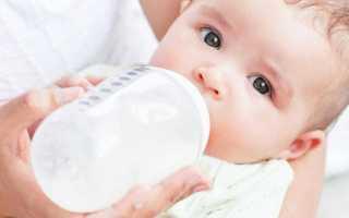Как отучить ребенка от бутылки и смеси