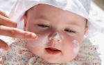 Как выбрать косметику для новорожденного