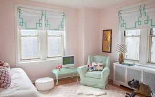 Современные идеи штор для комнат мальчиков или девочек