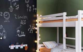 1 095 фото: детская комната в стиле лофт