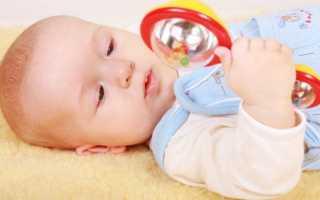 Режим дня новорожденного ребенка в 1 месяц