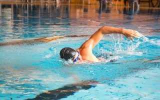 Параметры бассейна для обучения неплавающих малышей