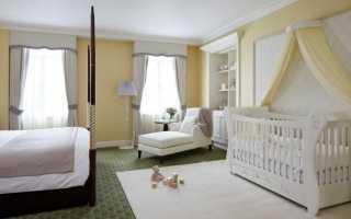 Есть задача: гостиная и детская в одной комнате