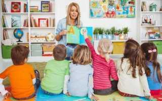 Памятка для родителей «что должен знать и уметь ребёнок 3–4 лет»