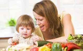 Очень хорошая статья чем кормить детей от 1-2 лет