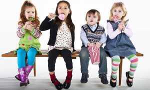 Детские размеры одежды